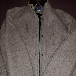 Used Nautica men's pea coat.